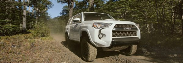 The 2018 Toyota 4Runner.
