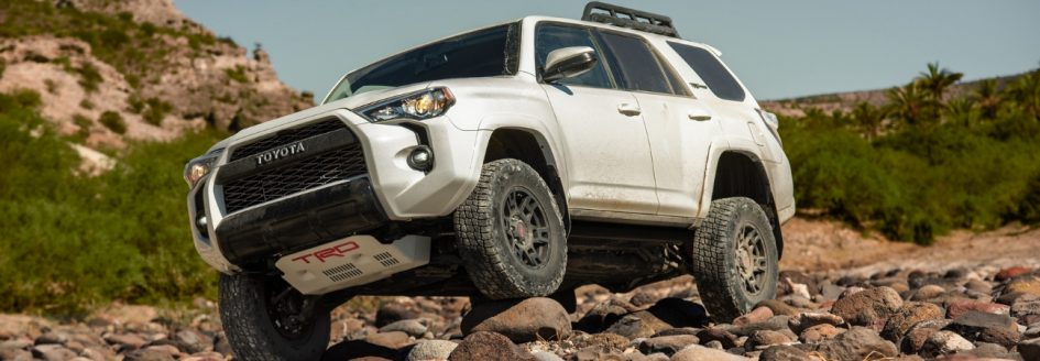 Toyota Sanford Nc >> 2019 Toyota 4Runner Guide: Key Features and Specs