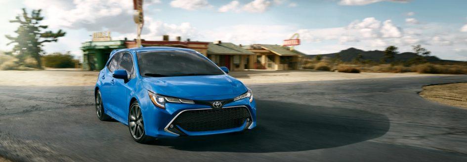 2019 Toyota Corolla Hatchback Sanford NC
