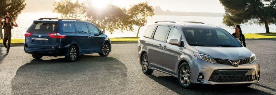 2019 Toyota Sienna minivan