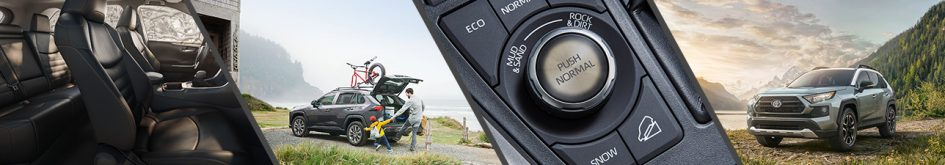 2020 Toyota RAV4 image compilation Sanford, NC